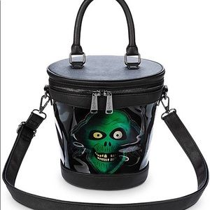 Haunted Mansion Hatbox Ghost loungefly bag